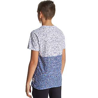 Hype Speckle Fade T-Shirt Junior