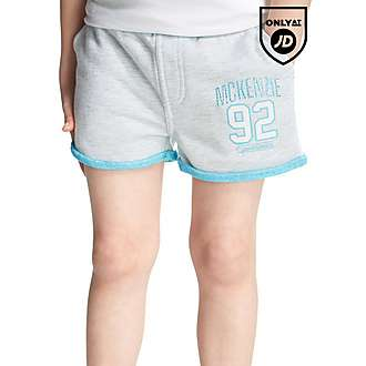 McKenzie Girls Stevie Fleece Shorts Children