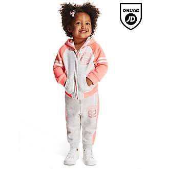 McKenzie Girls' Bonnie Fleece Suit Infant