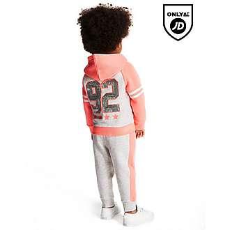 McKenzie Girls' Bonnie Fleece Suit Infant