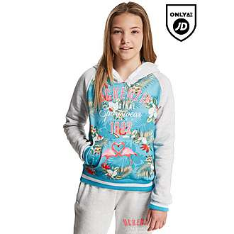 McKenzie Girls Edie Fleece Hoody Junior