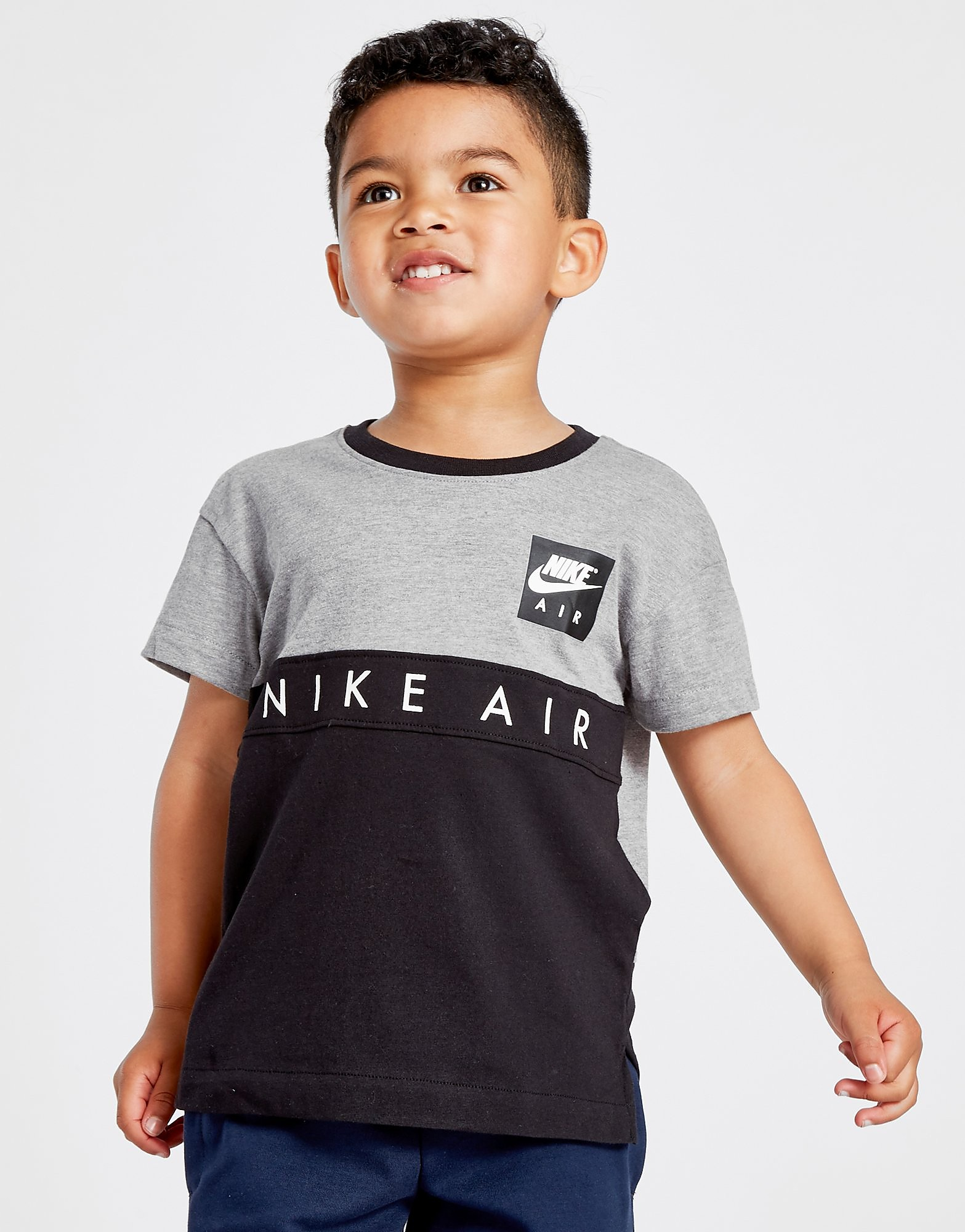 Nike Air Colourblock T-Shirt Children