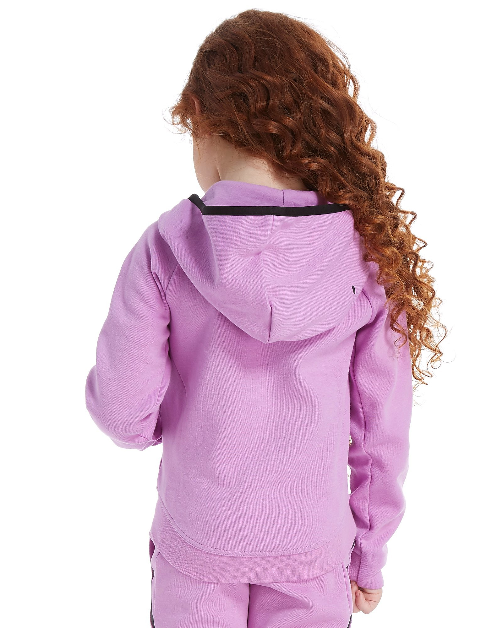 Nike Girls' Tech Full Zip Hoodie Children