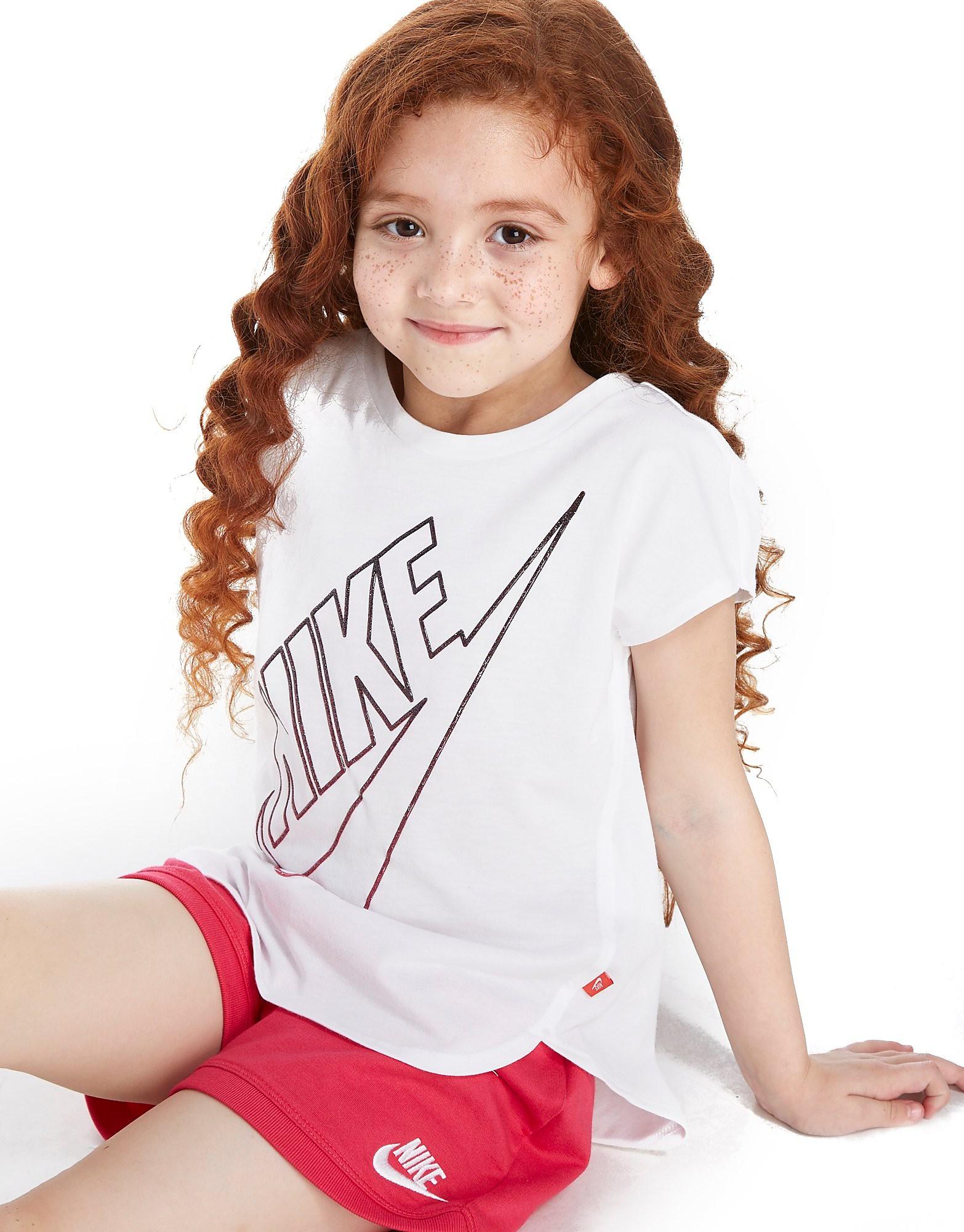 Nike Girls' Gradient Futura T-Shirt Children