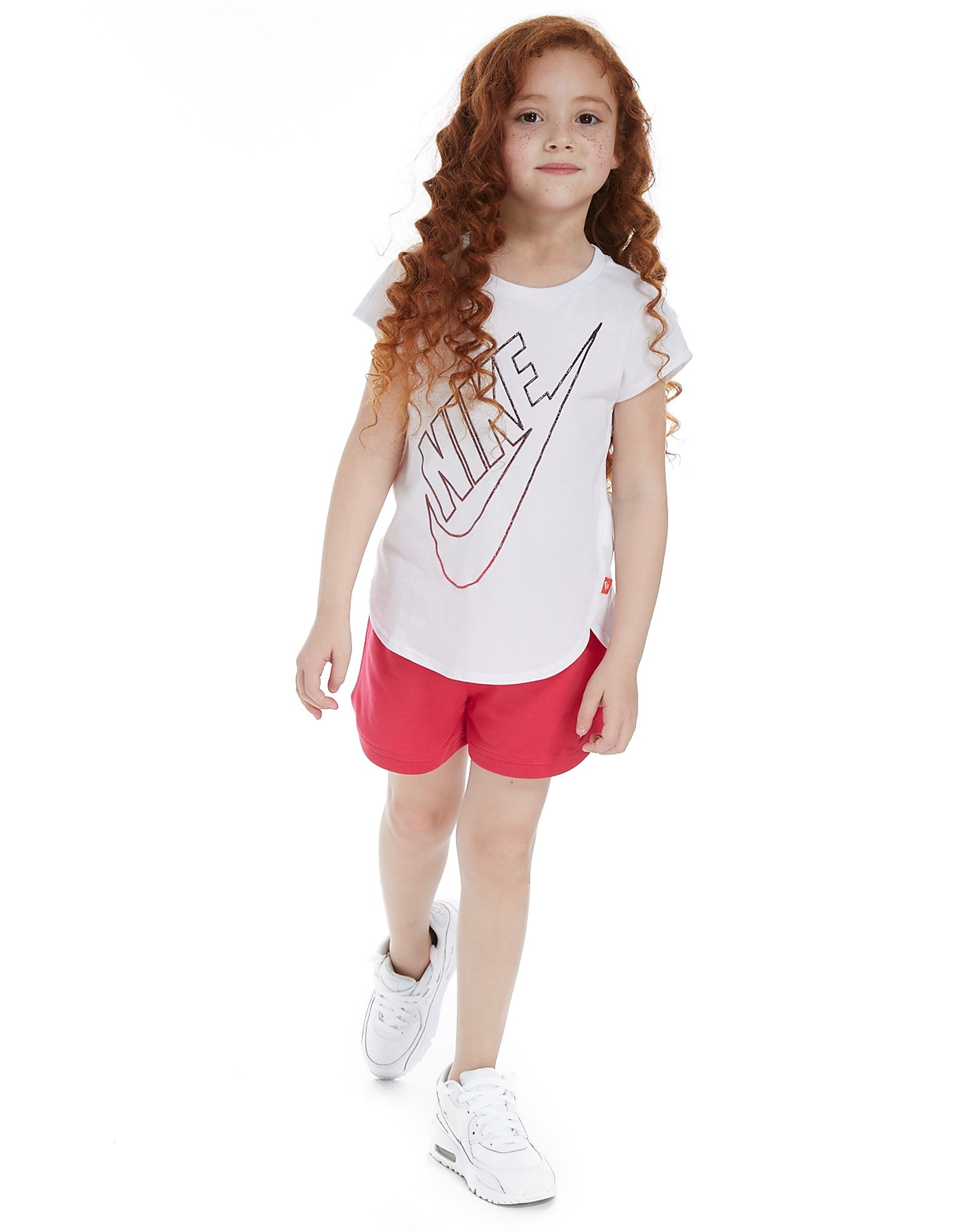 Nike Girls' Gradient Futura T-Shirt Children