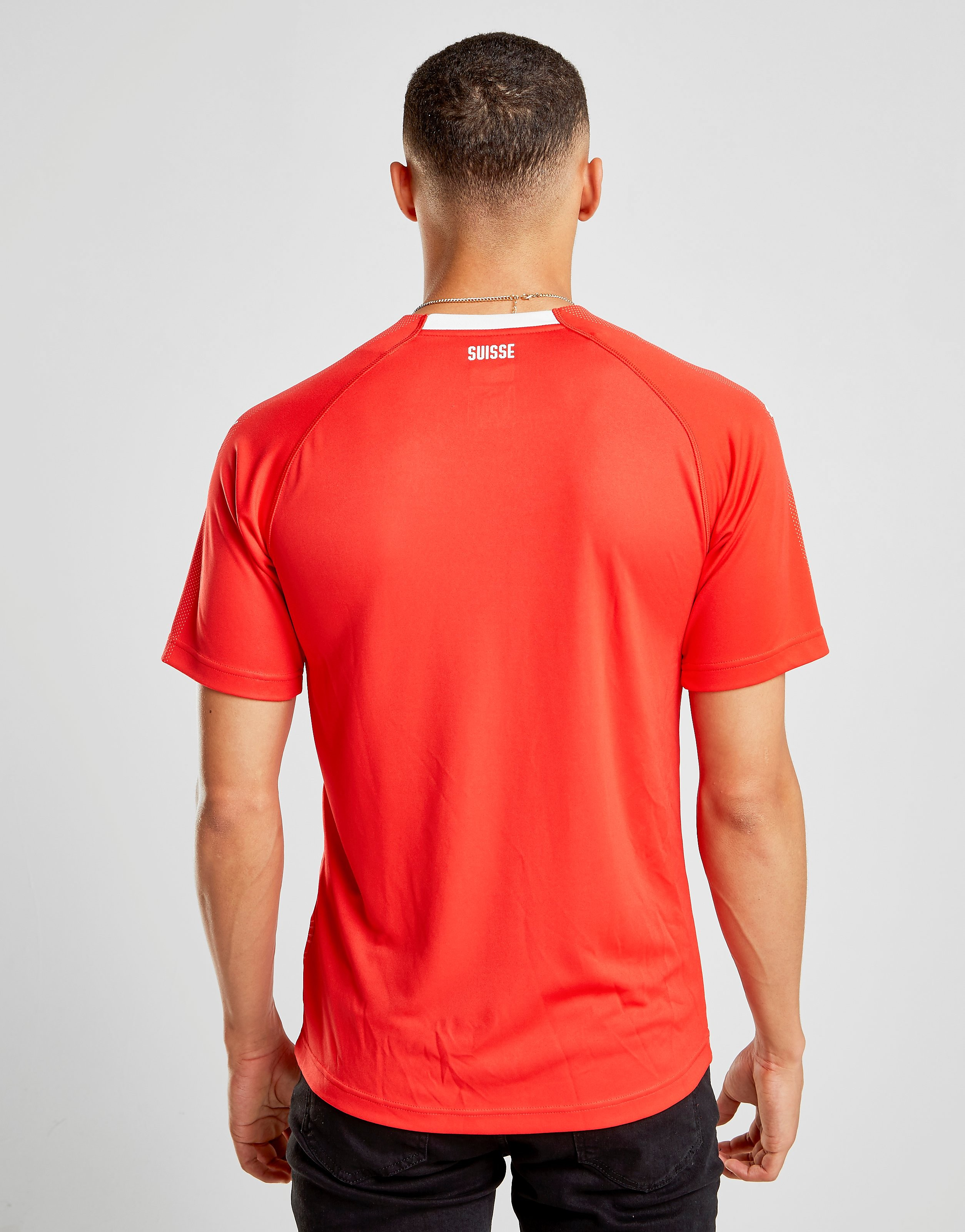 PUMA Switzerland 2018 Home Shirt