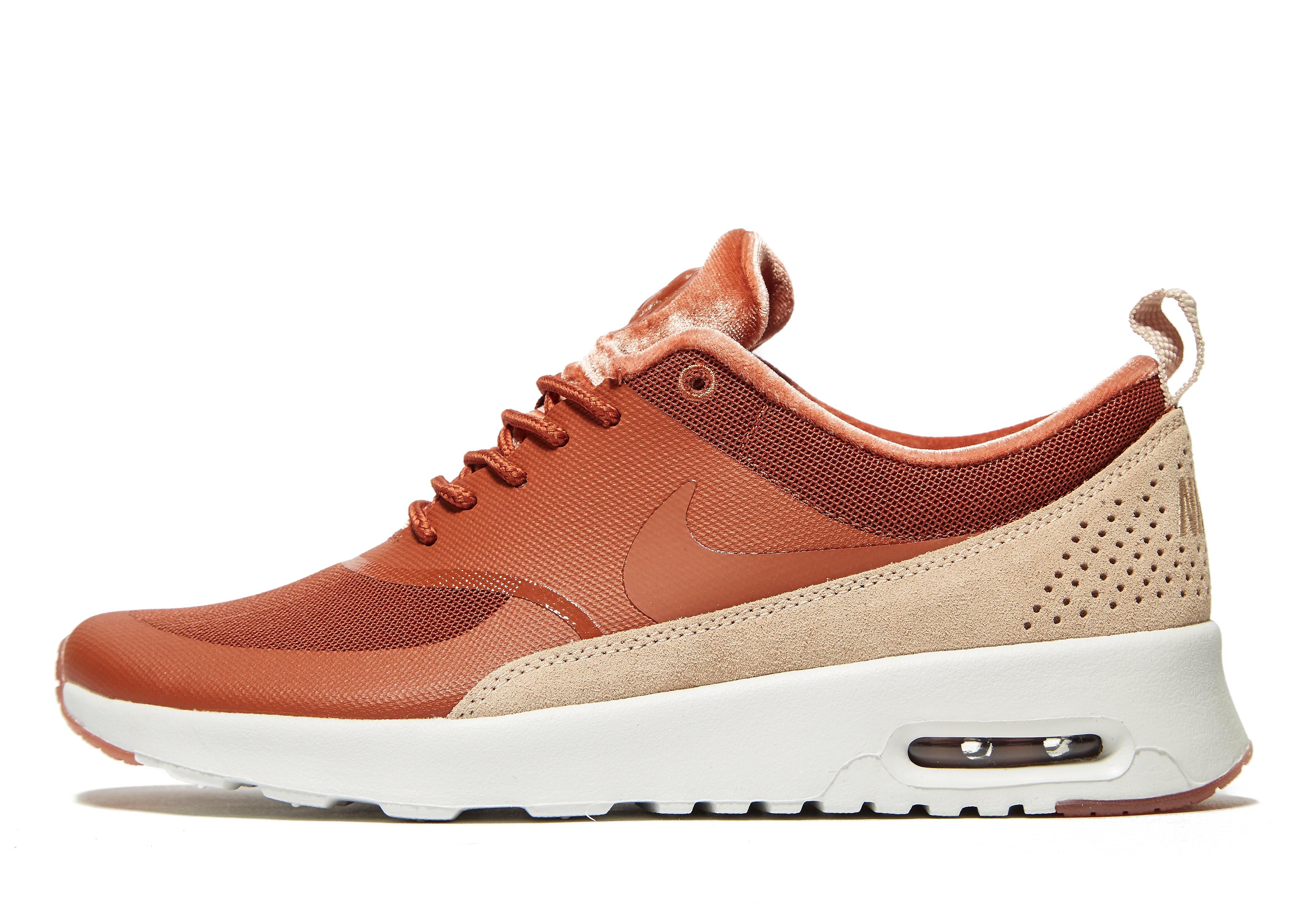 Nike Air Max Thea Damen Dunkel-Pfirsisch