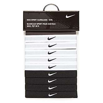 Nike Hairbands 9 Pack