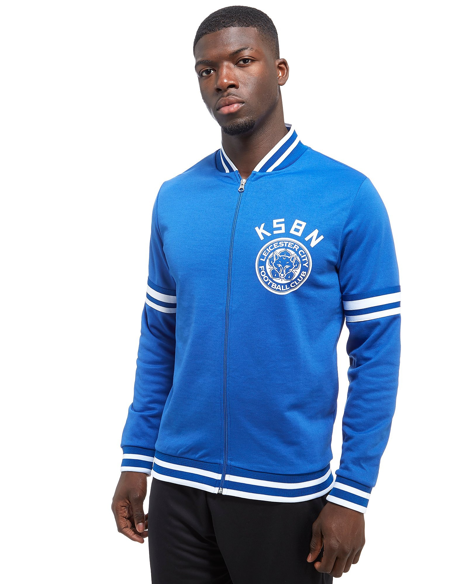 Official Team Leicester City Kasabian Track Top