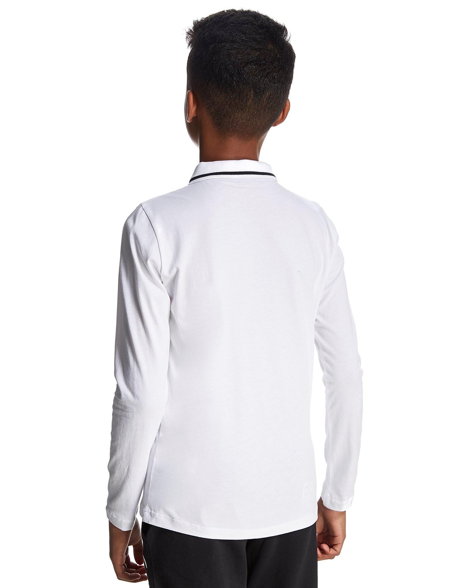 Emporio Armani EA7 Polo a maniche lunghe per ragazzi