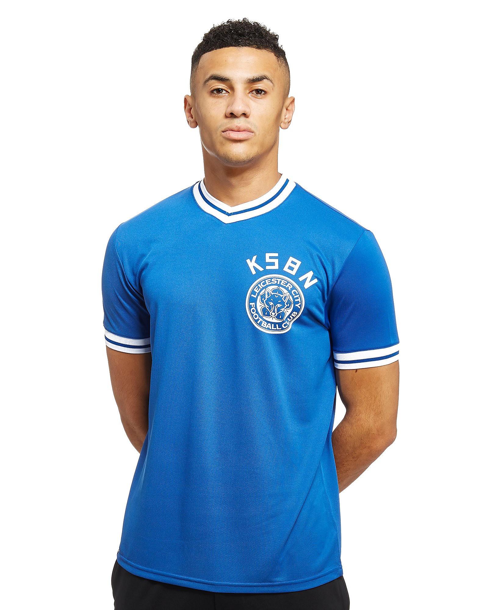 Official Team Official Leicester City Kasabian T-Shirt