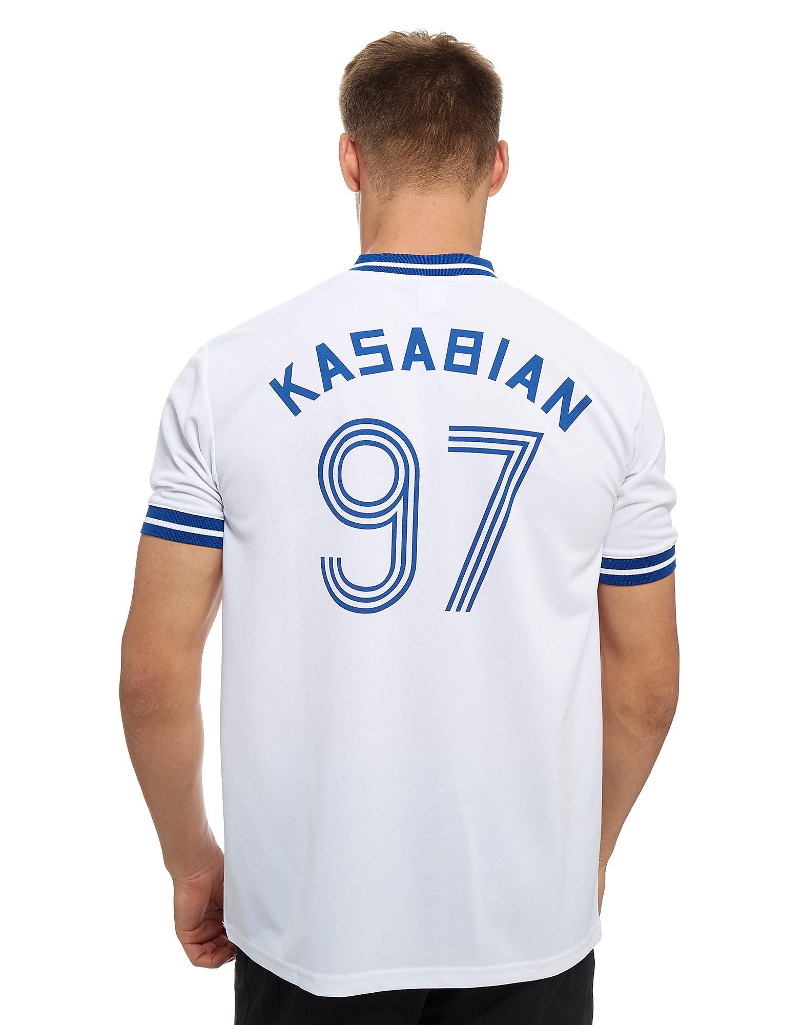 Official Team Official Leicester City Kasabian T-Shirt Heren