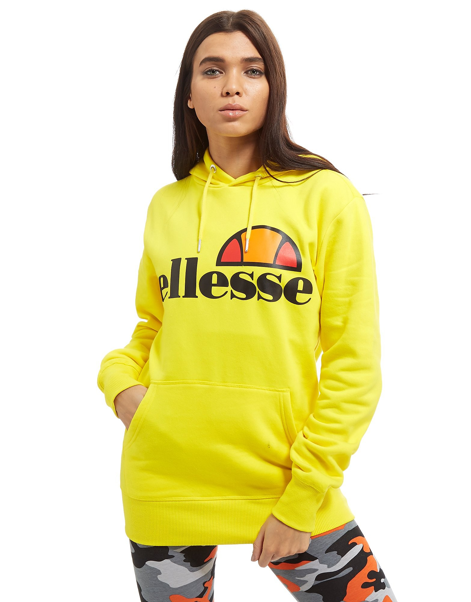 Ellesse Sweat Logo Boyfriend