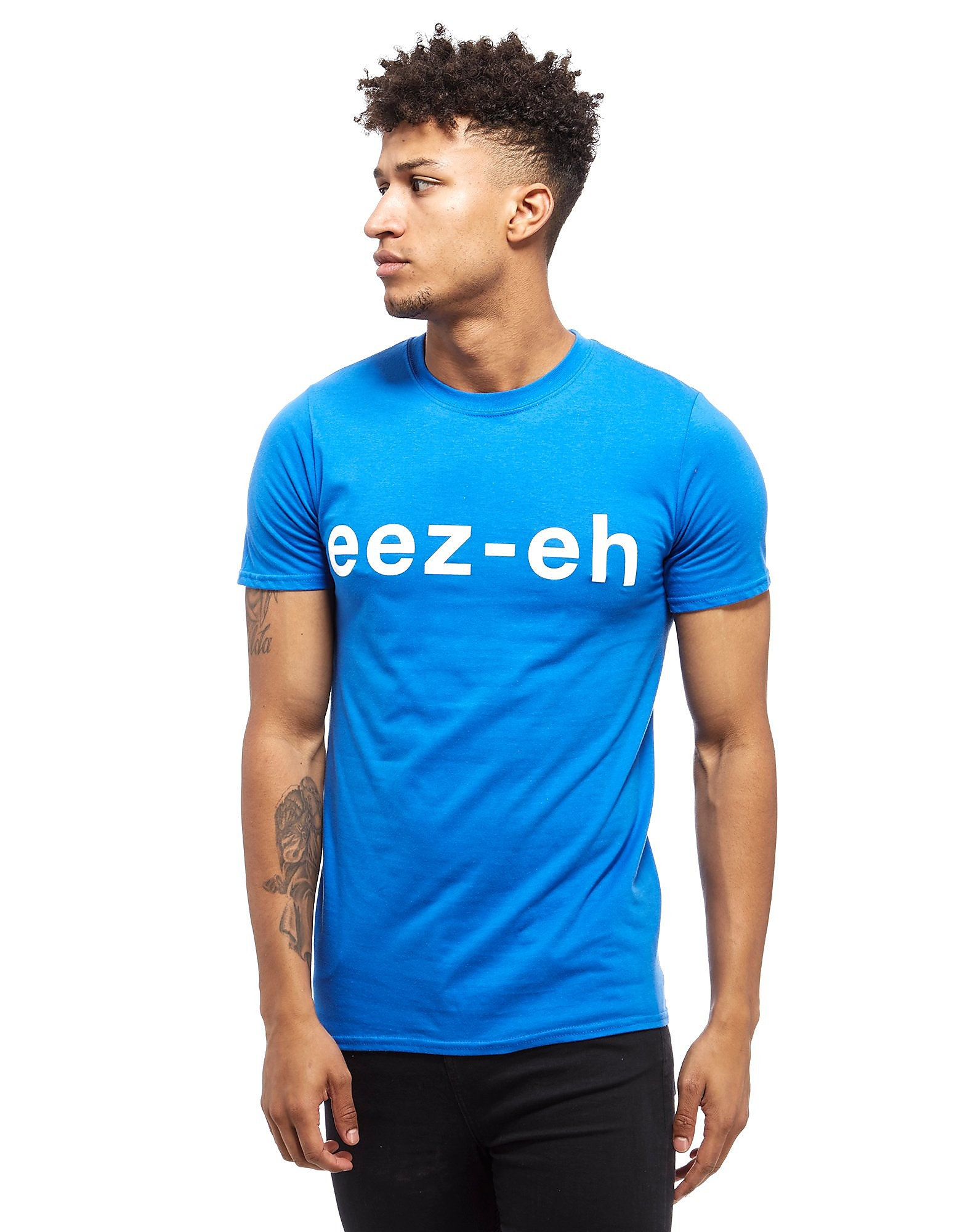 "Official Team Leicester City Kasabian ""eez-eh"" T-Shirt Heren"