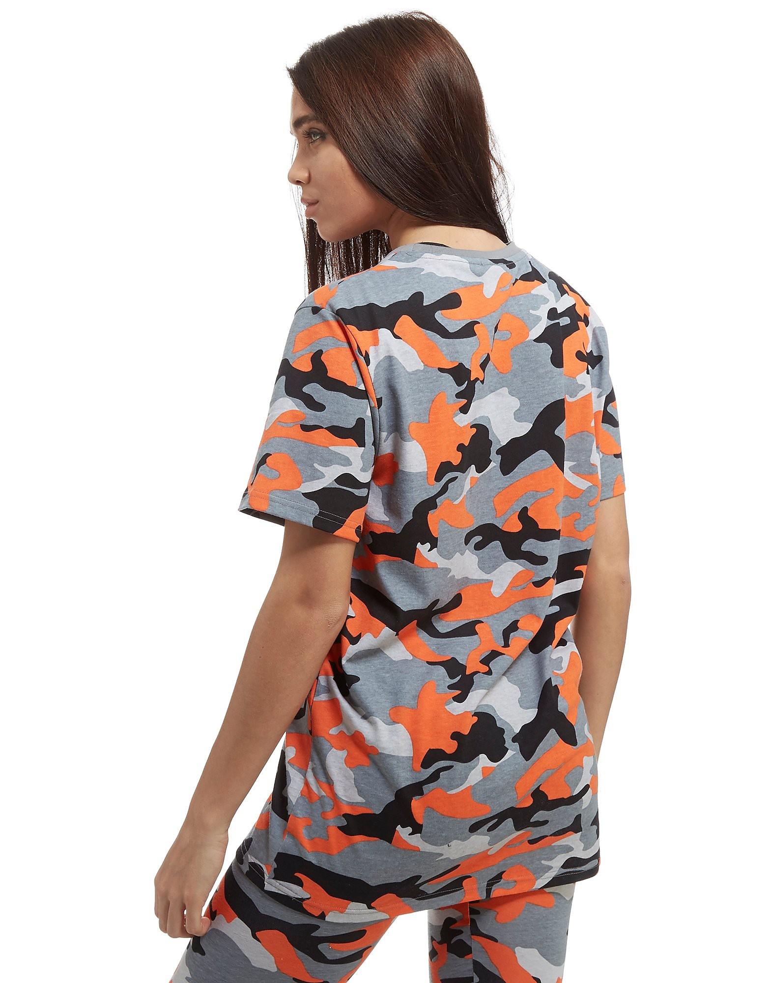 Ellesse Logo Boyfriend T-Shirt Donna