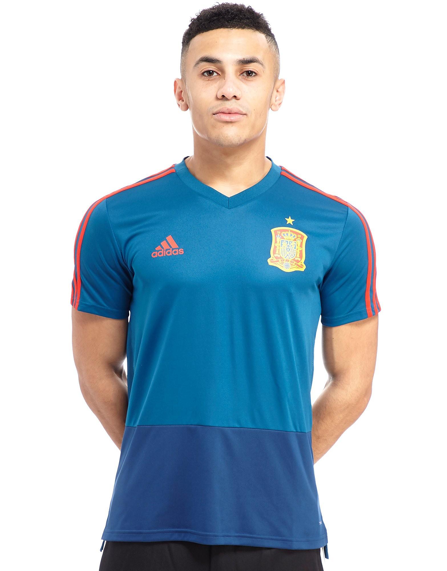 adidas camiseta de entrenamiento de España 2018