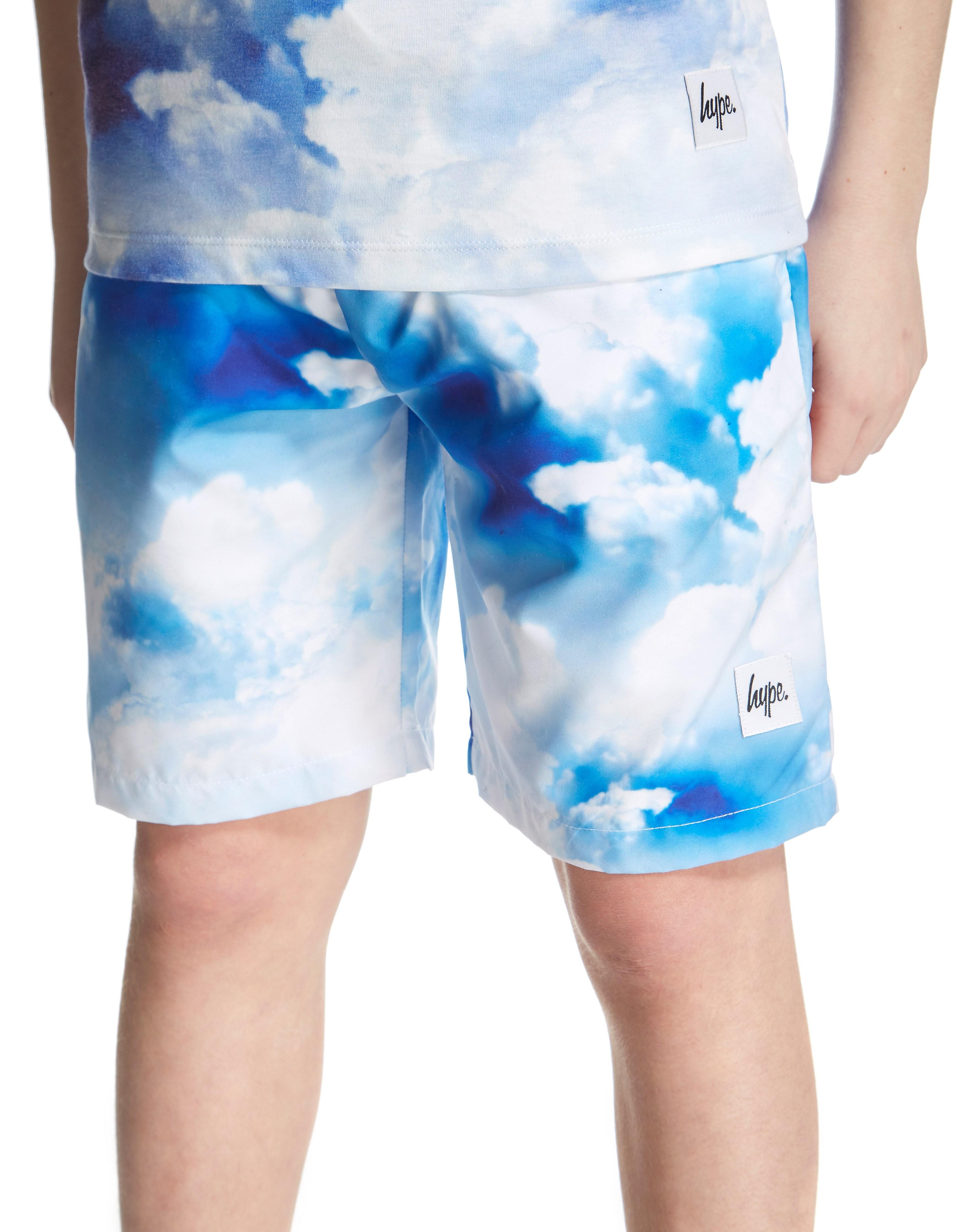 Hype Cloud Swim Shorts Junior
