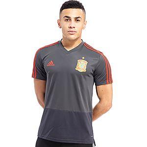adidas Spain 2018 Training Shirt ... 0287cfed5