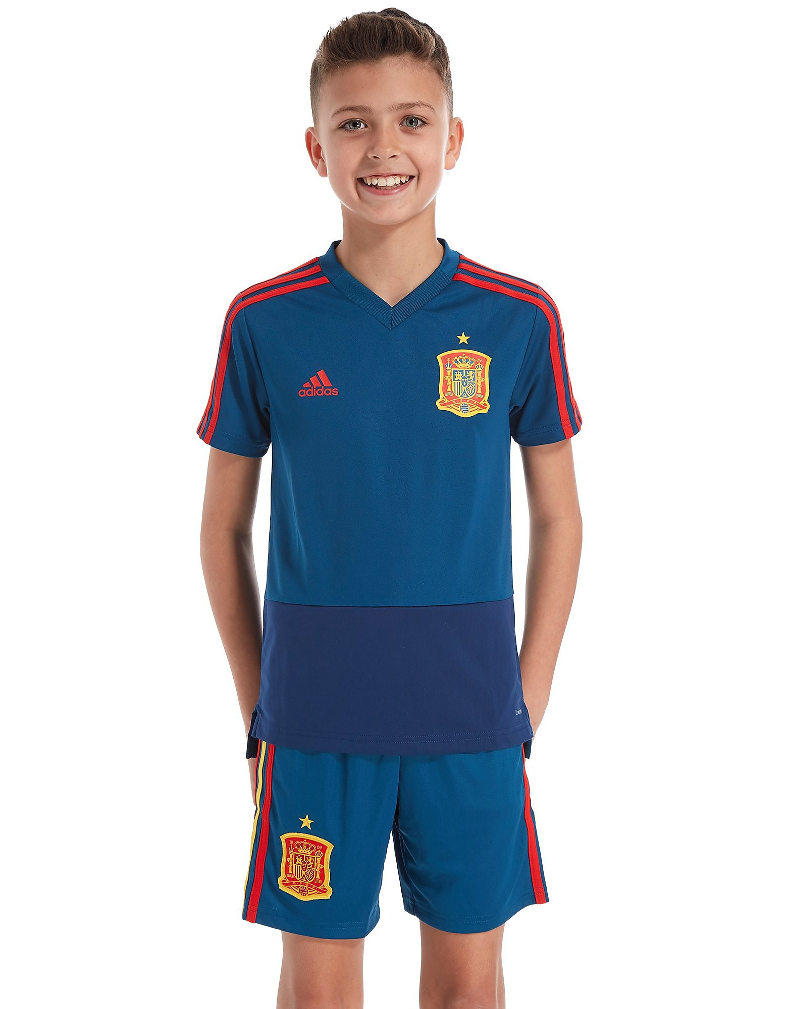 adidas Spain 2018 Training Top Junior