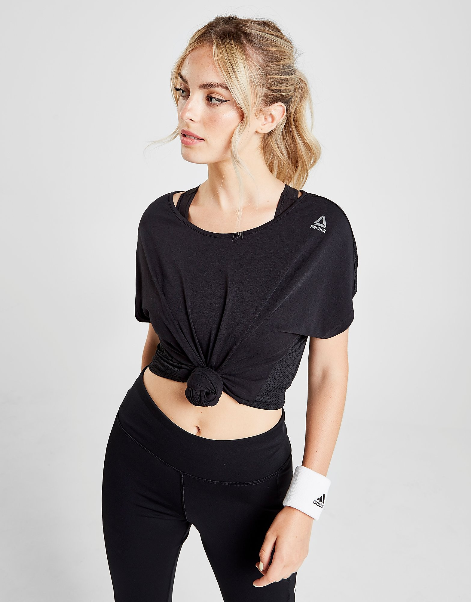 Reebok Mesh Back T-Shirt