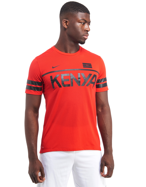 Nike Dry Sleeveless Energy Kenya T-Shirt