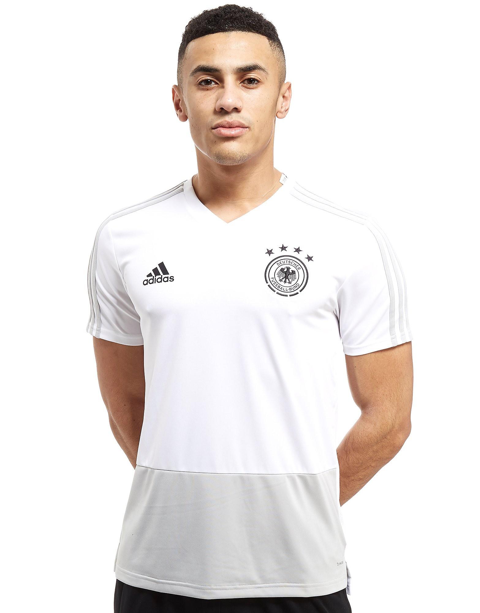adidas Germany 2018 Training Jersey - Wit - Heren
