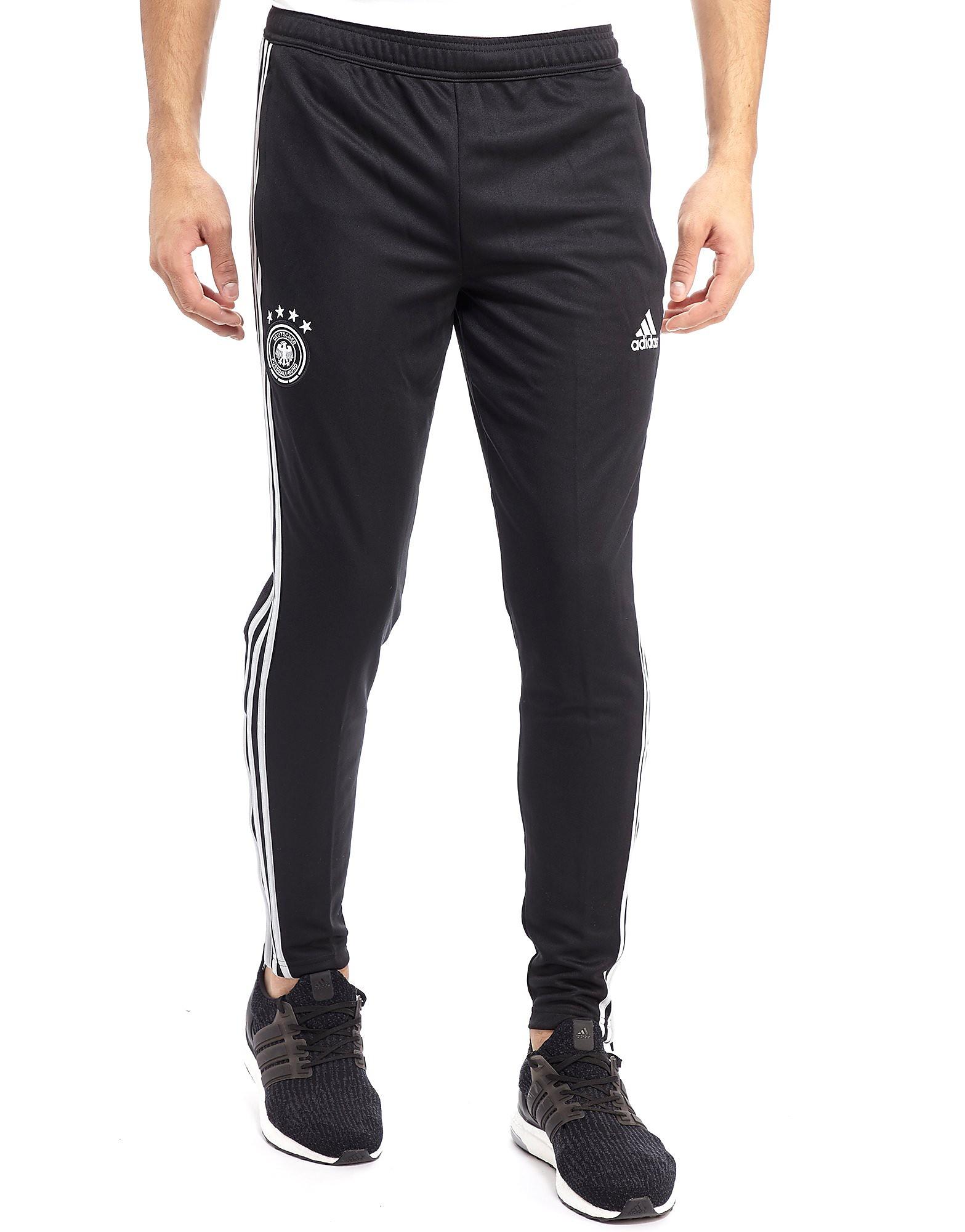 adidas DFB Deutschland 2018 Trainingshose - Black - Mens, Black