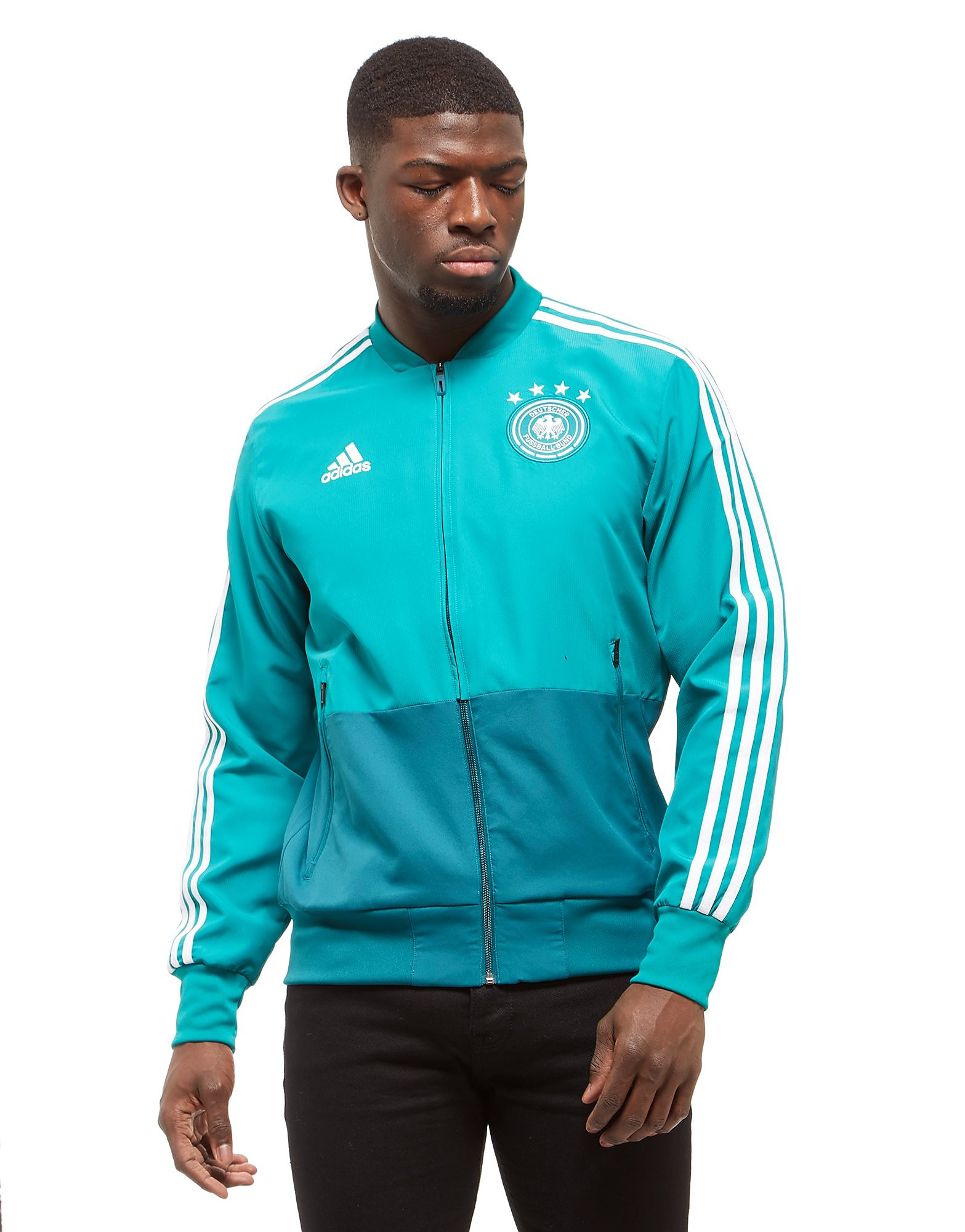 adidas Germany 2018 Presentation Jacket Heren