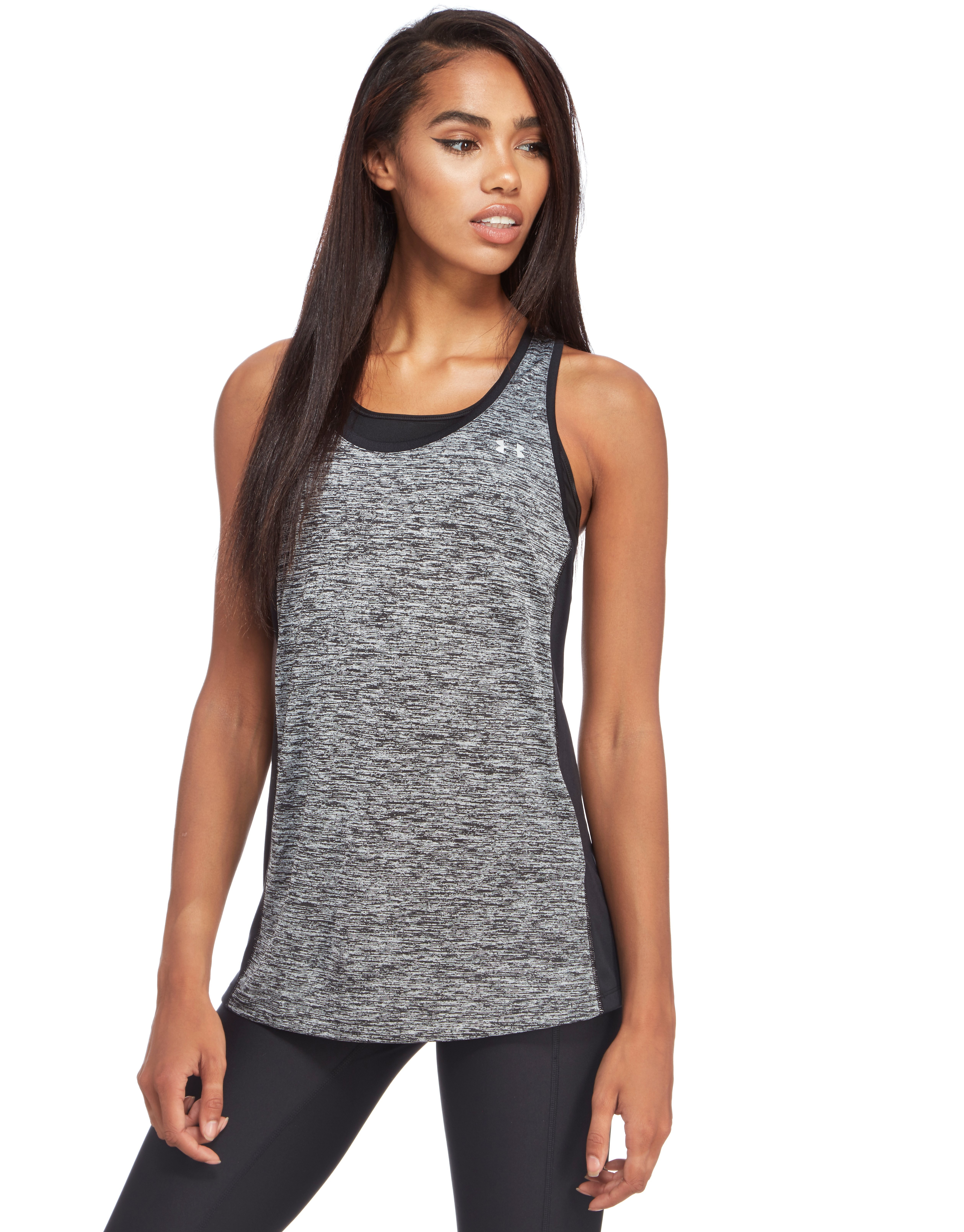 Under Armour Colour Block Tech Tank