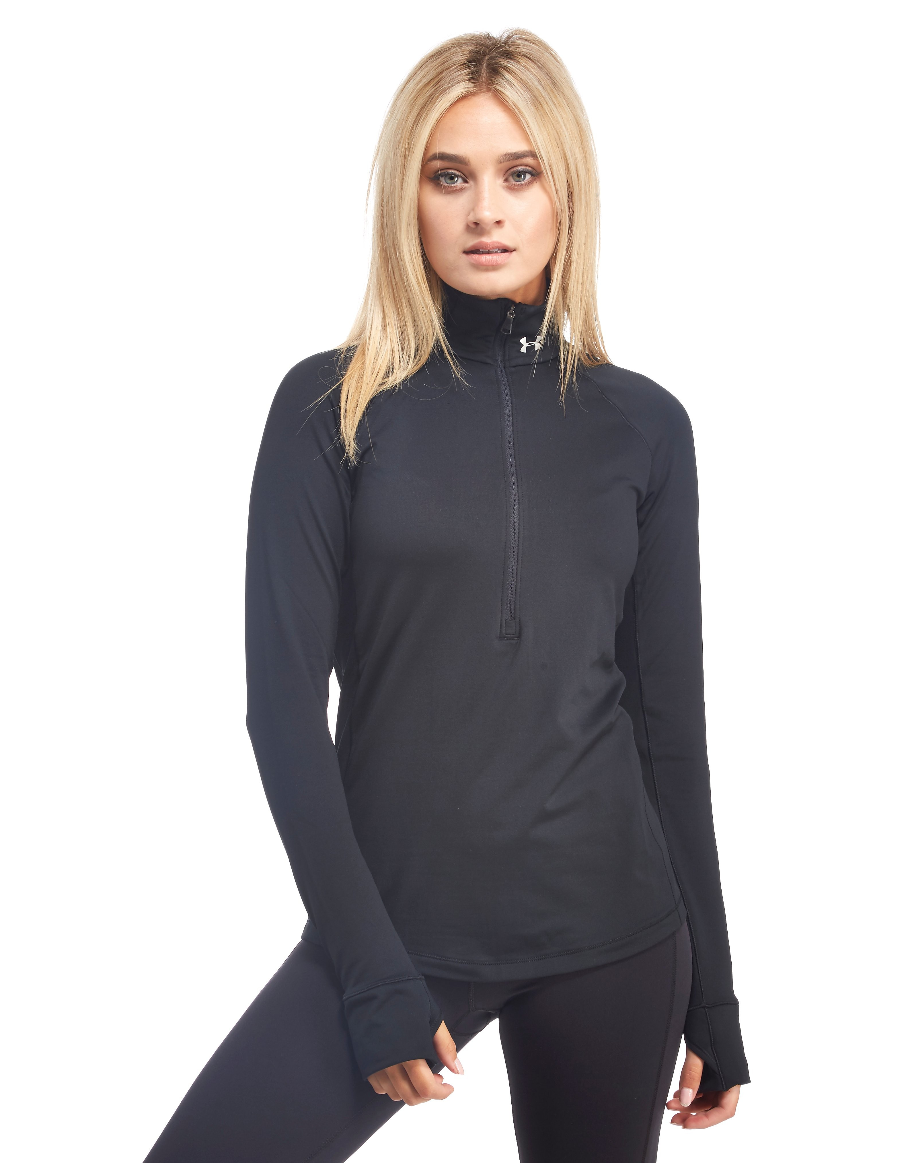 Under Armour ColdGear 1/2 Cozy Zip Top