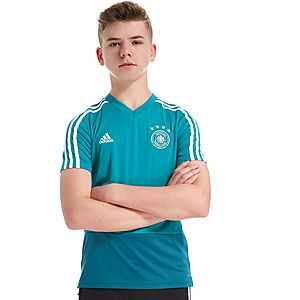 3d00bcbce ... Away Shirt Junior. Was £48.00 Now £20.00 Save 58%. adidas Germany 2018  Training Jersey ...