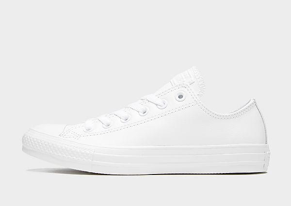 Converse All Star Leather Ox voor dames