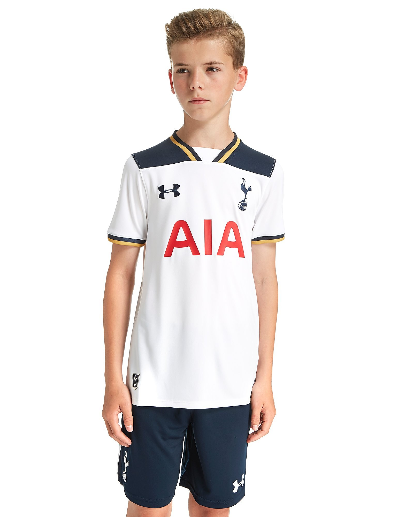 Under Armour Tottenham Hotspur FC 2016/17 Home Shirt Junior