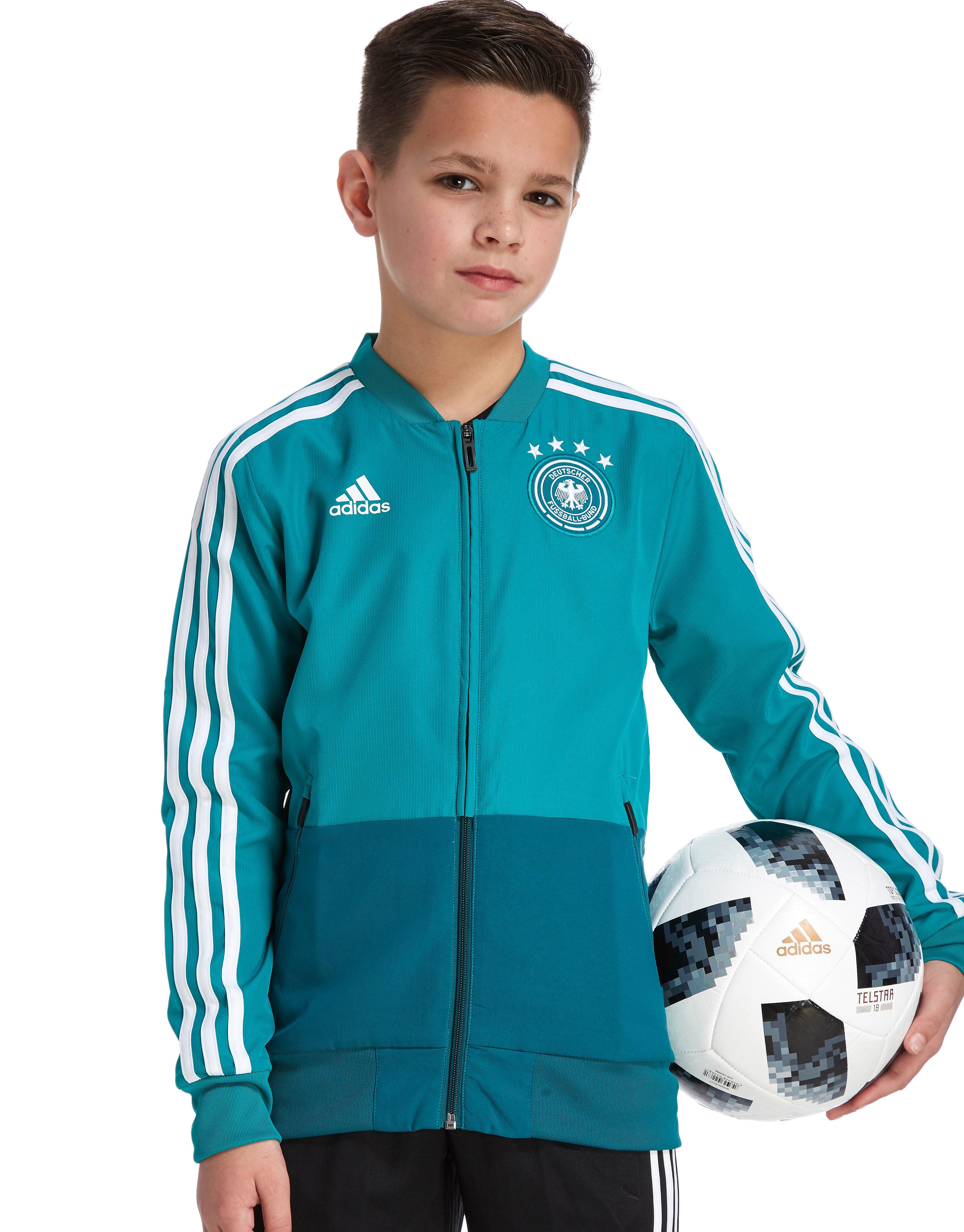 adidas Germany 2018 Presentation Jacket Junior