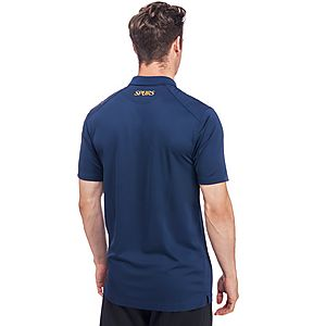 Under armour replica men jd sports for Under armour tottenham polo shirt