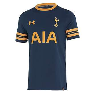 Under Armour Tottenham Hotspur FC 2016/17 Away Shirt Junior