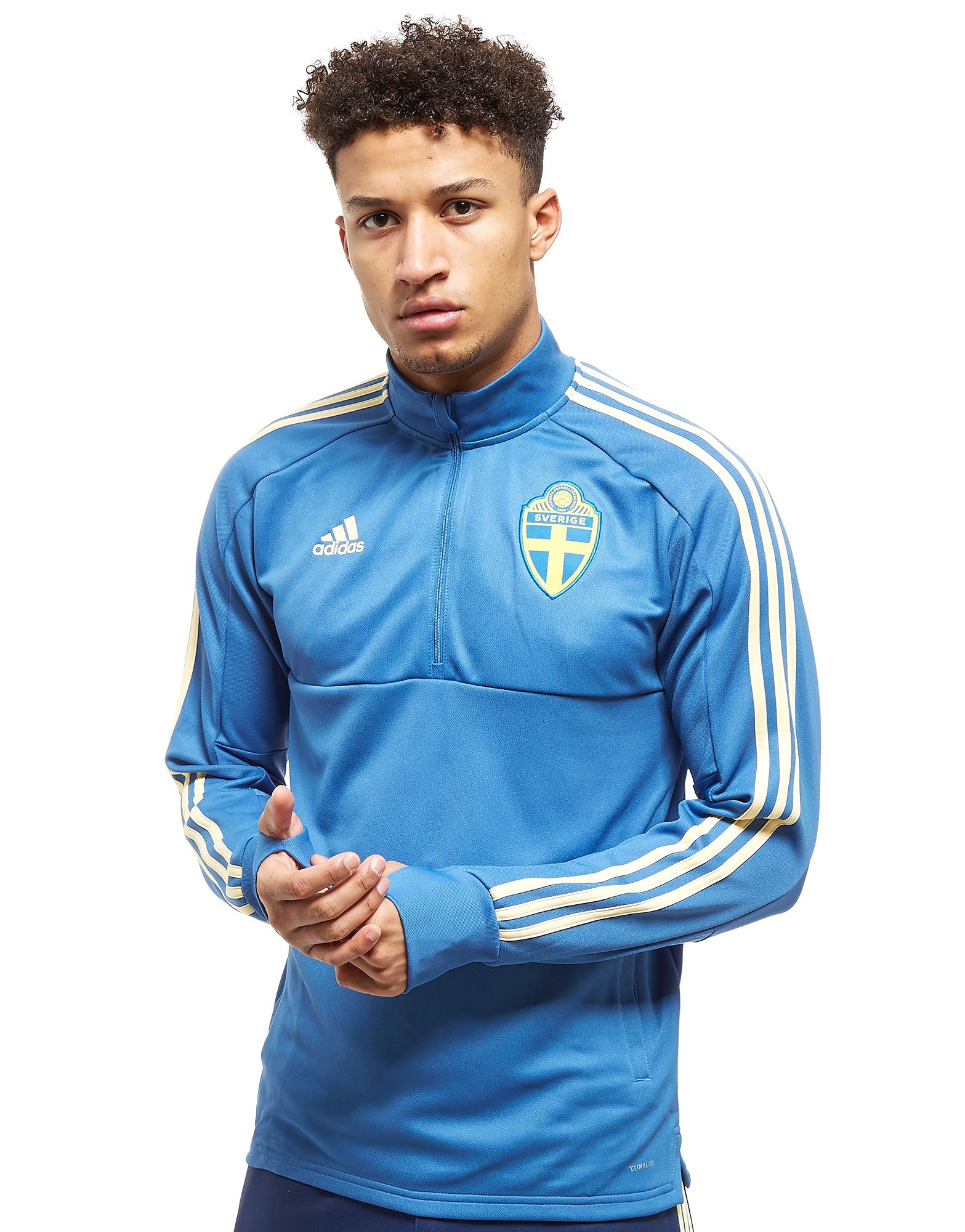 adidas Sweden 2018 Training Top