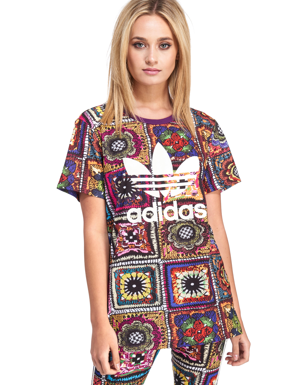adidas Originals FARM Crochita T-Shirt