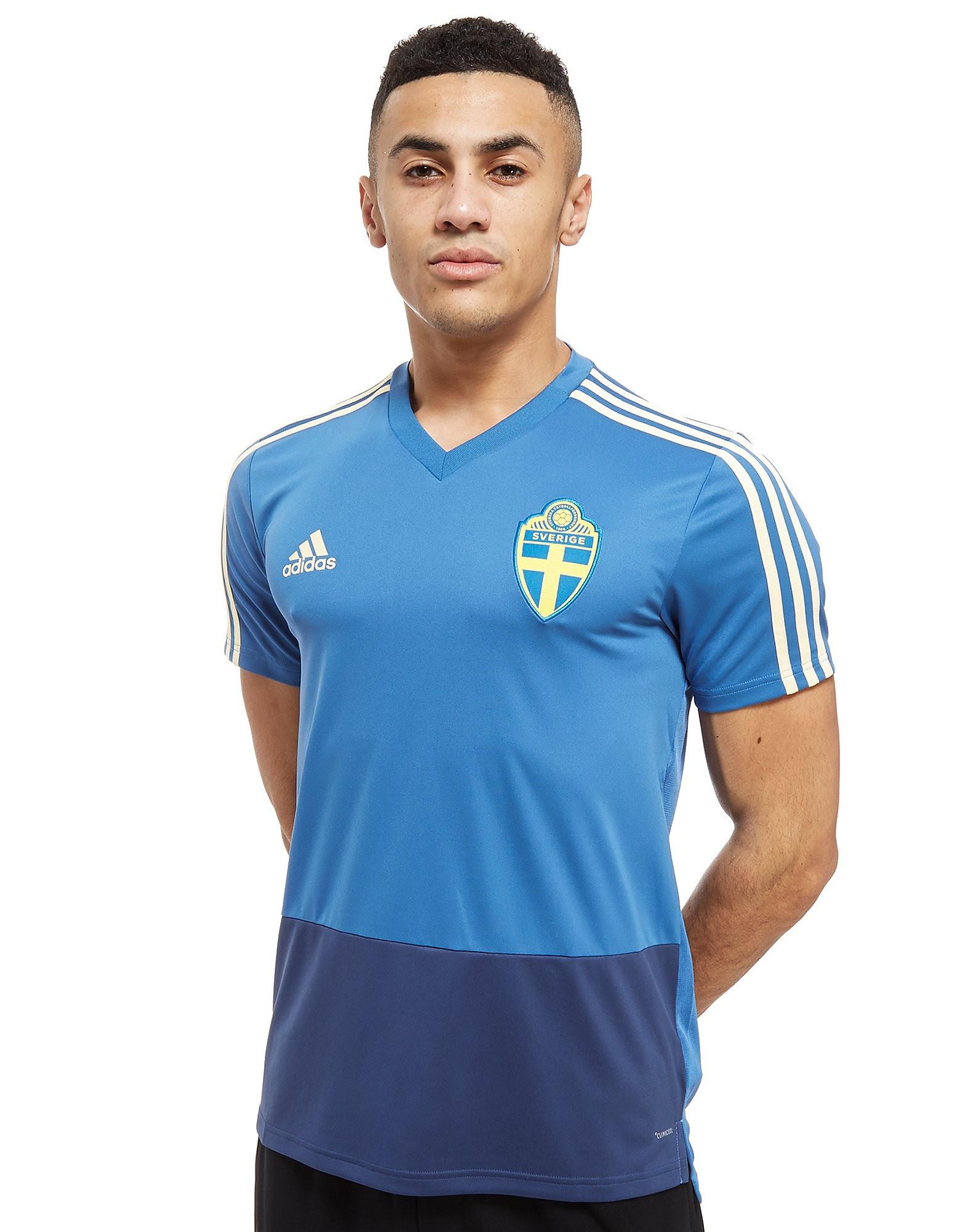 adidas Sweden 2018 Training Shirt