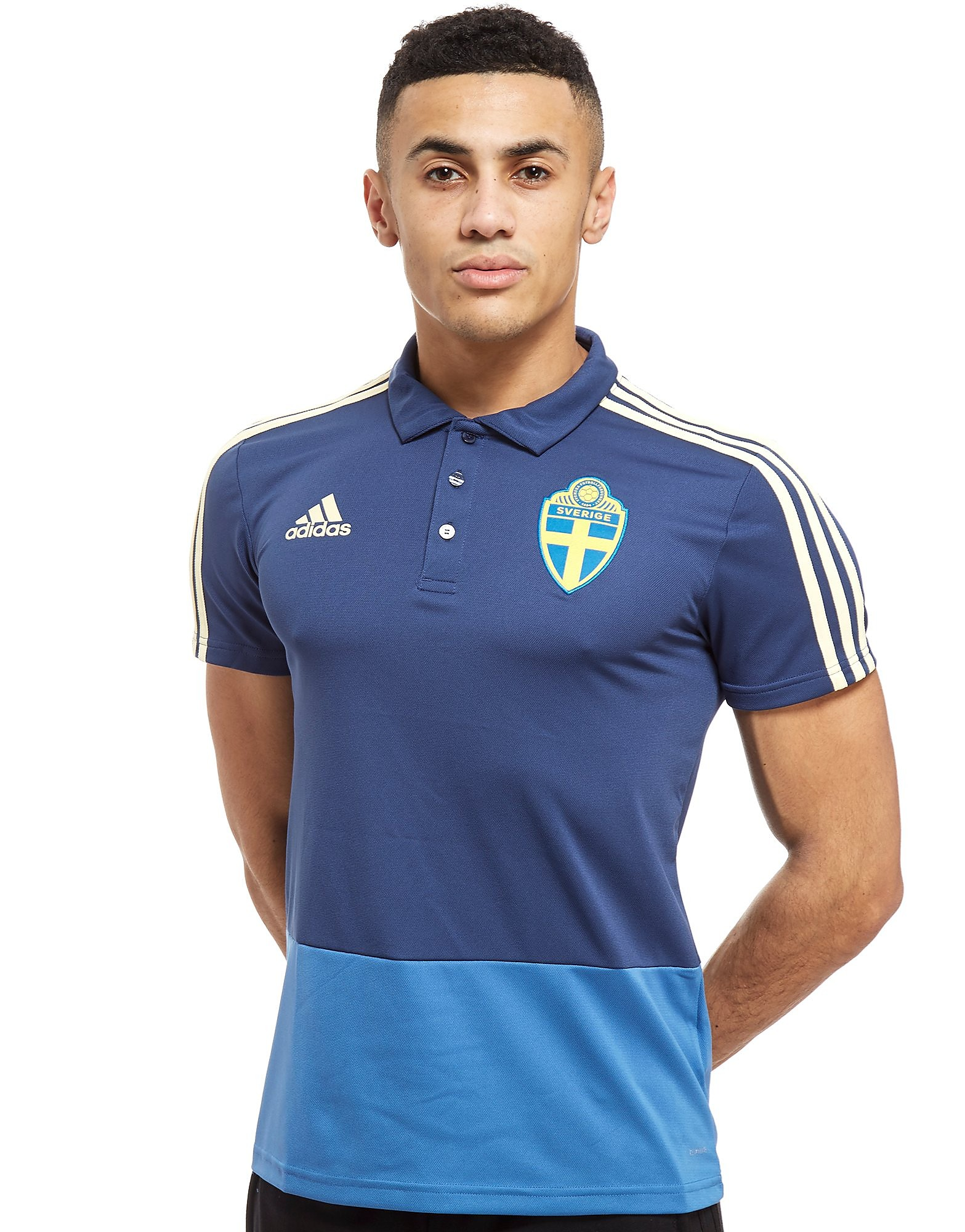 adidas Sweden 2018 Polo Shirt