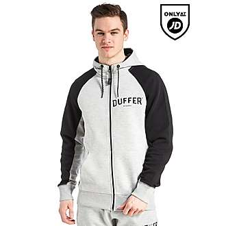 Duffer of St George Block Full Zip Hoody