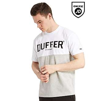Duffer of St George Black Label Trio T-Shirt