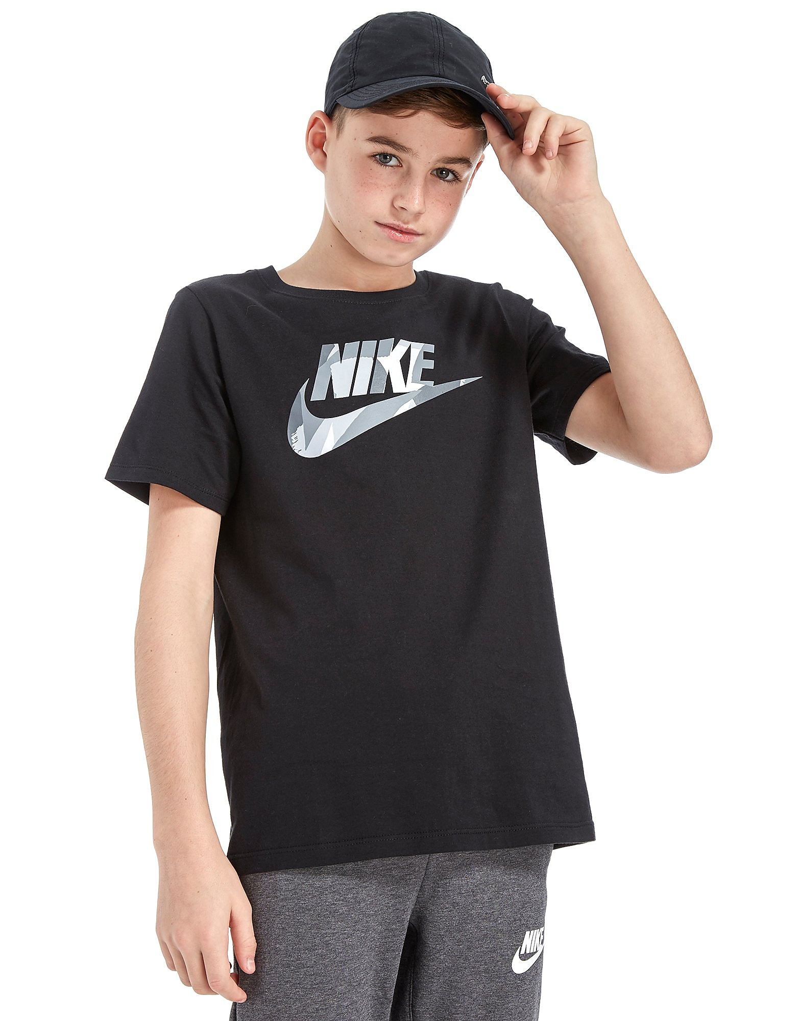 Nike Camo Infill T-Shirt Junior