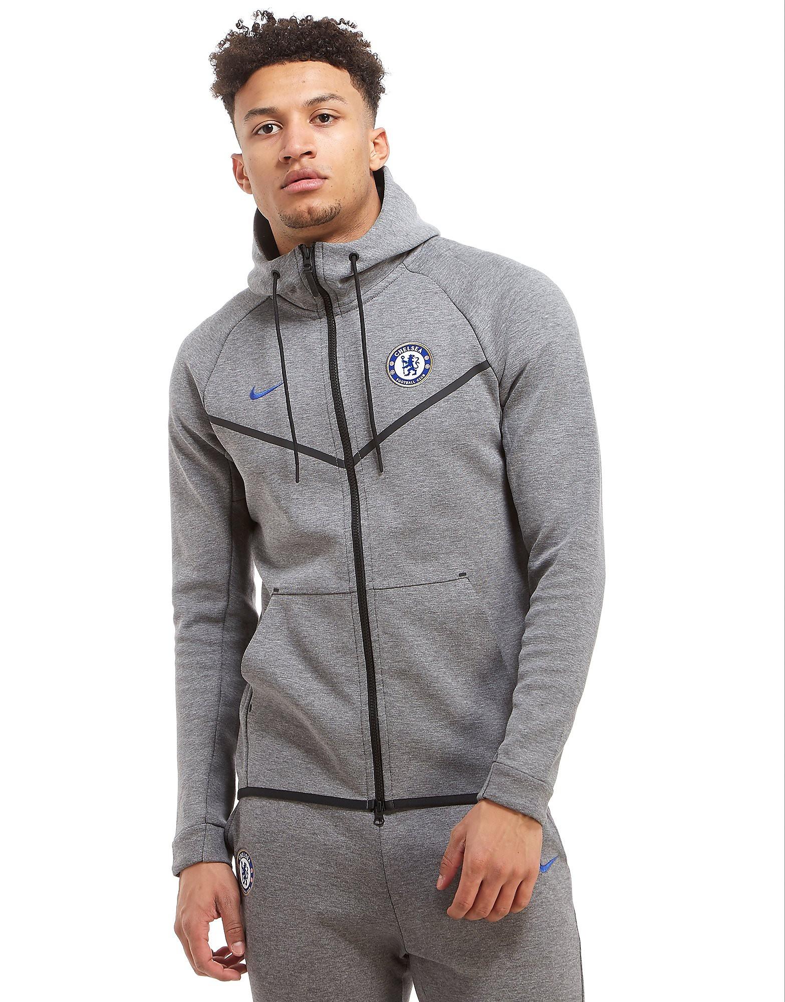 Nike chaqueta con capucha Chelsea FC Tech Fleece