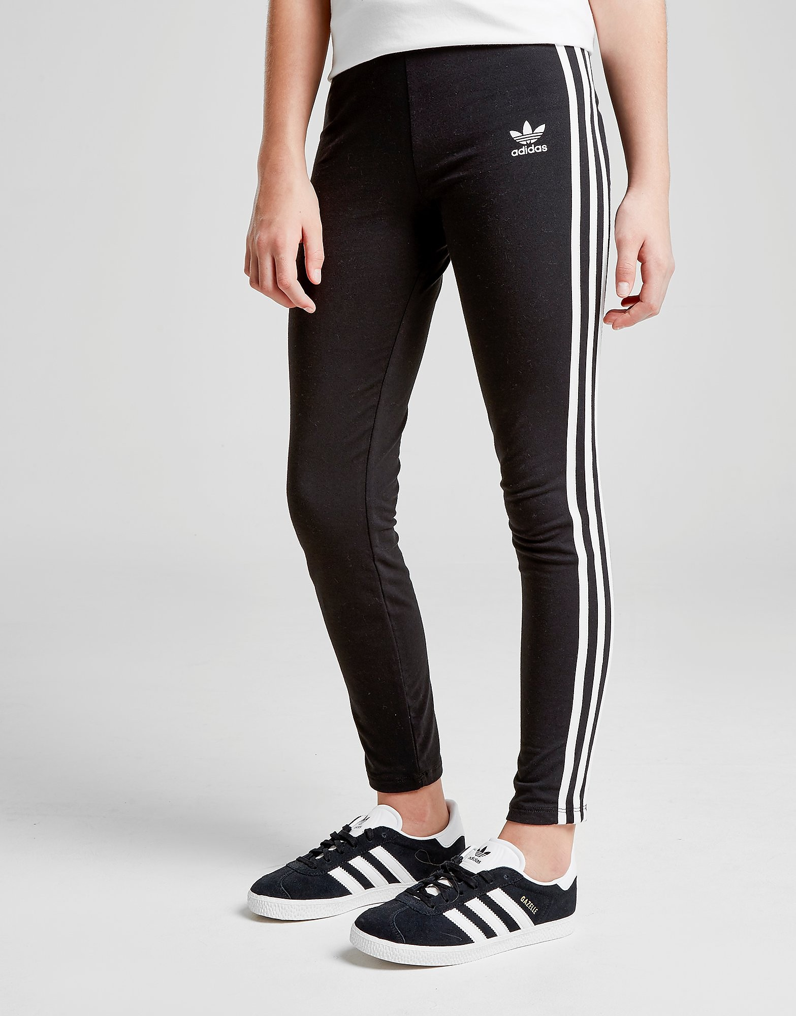 adidas Originals 3 Stripes Leggings Junior