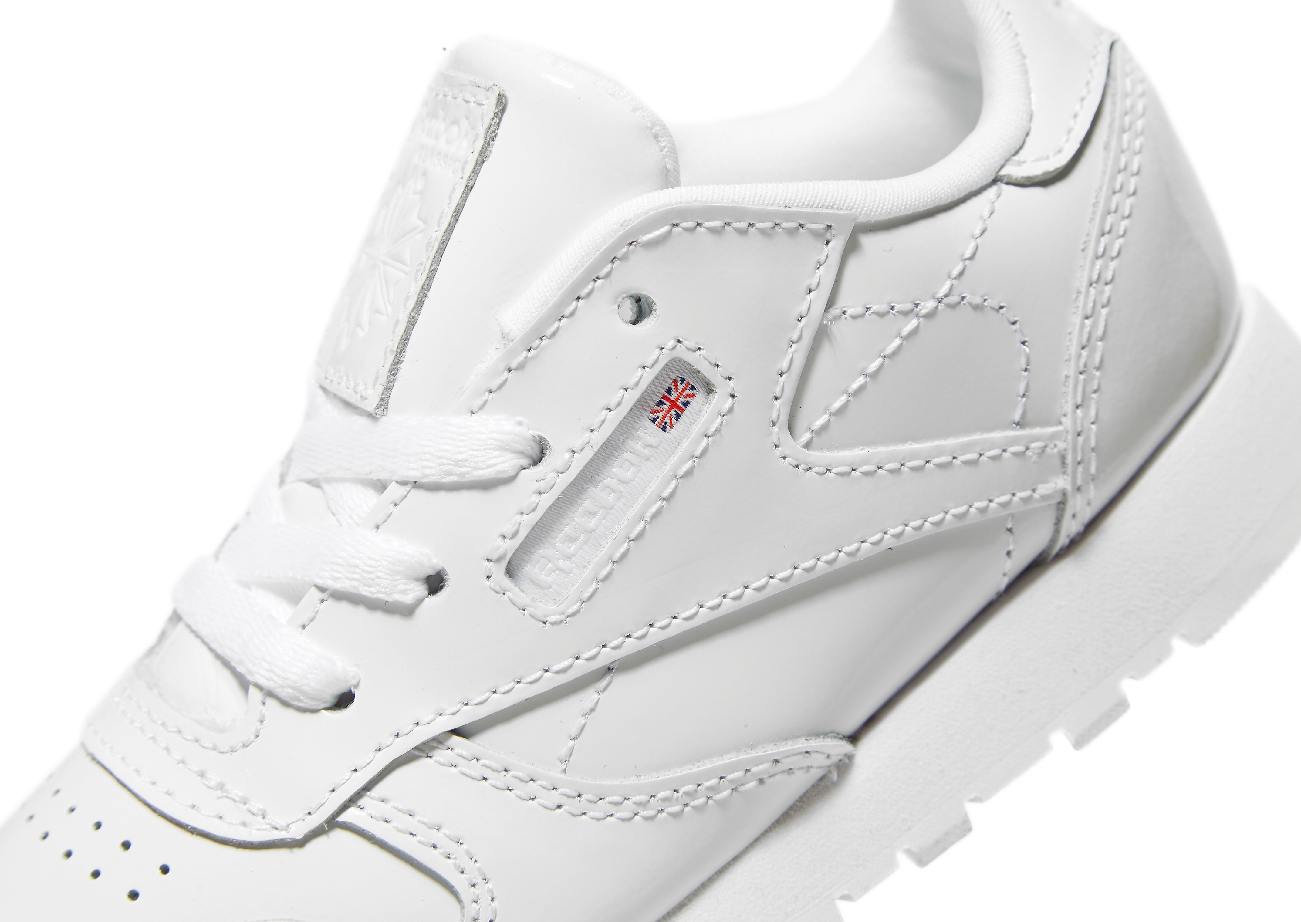 Reebok Classic Leather Patent Baby's