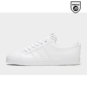 white adidas shoes jd