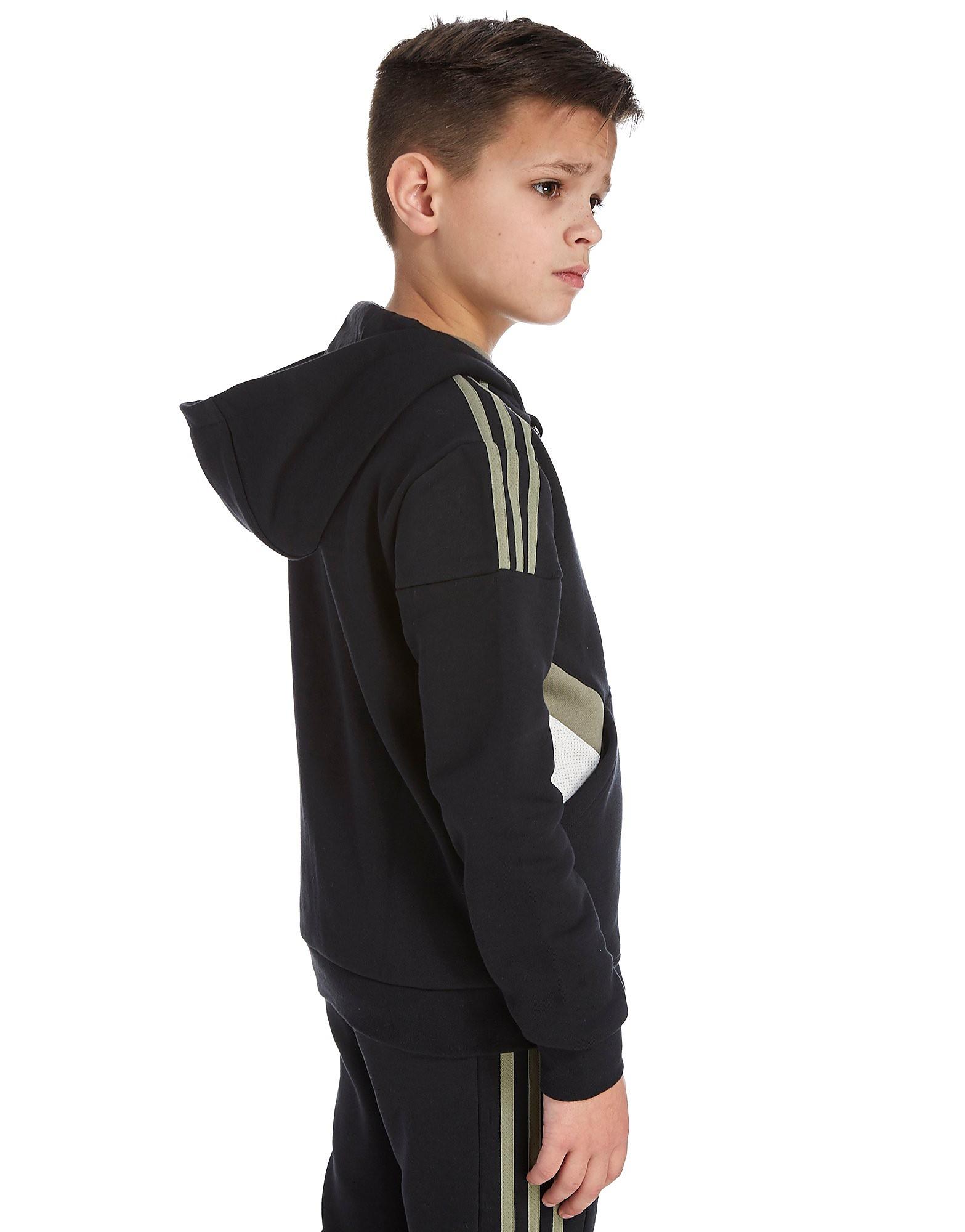 adidas Originals Europe Full Zip Hoodie Junior