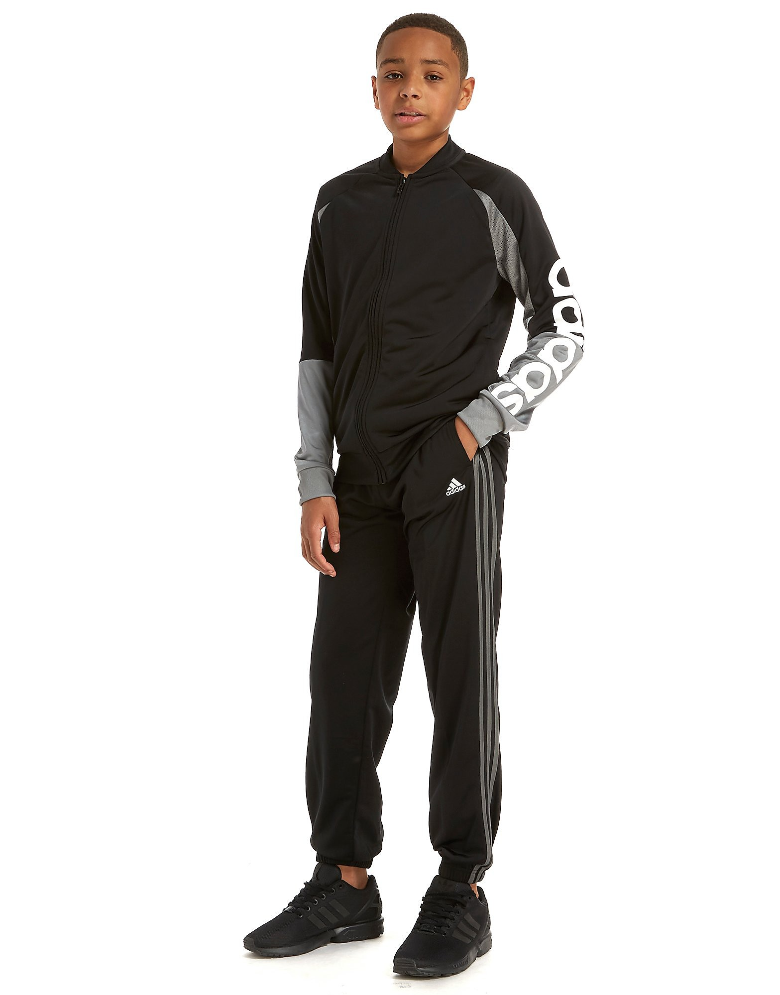 adidas Survêtement Linear Sleeve Poly Junior