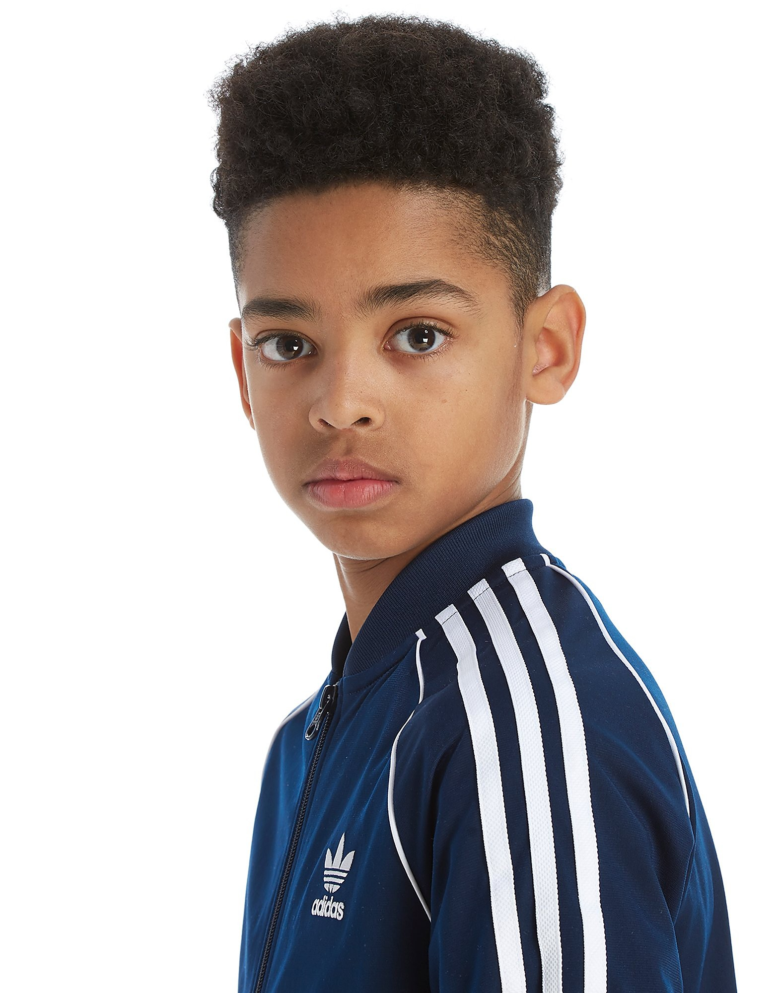 adidas Originals Superstar Track Top Junior